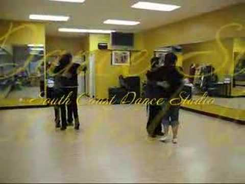 Cumbia at South Coast Dance Studio