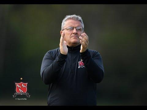 🗣 John Gill: Post-match Interview (Shamrock Rovers)