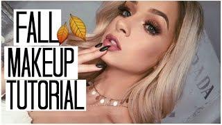 Fall Makeup Tutorial   2017