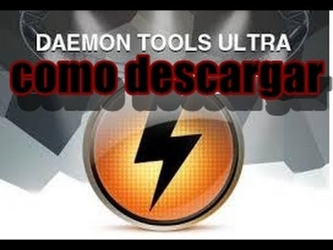 COMO DESCARGAR DAEMON TOOLS ULTRA FULL  (ultima version)