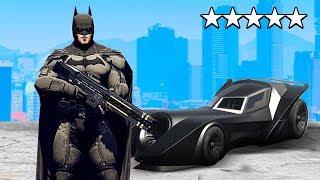 Playing GTA 5 AS BATMAN!