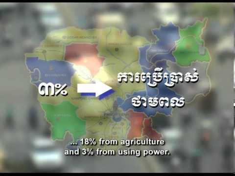 Cambodia Climate Change