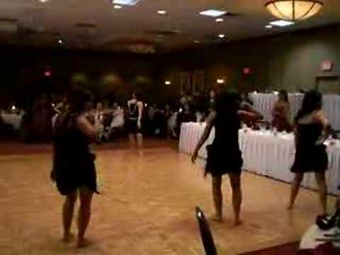 Stephanie Valencia's Cotillion (Tahitian) Video