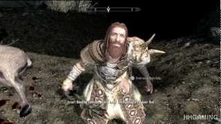 Skyrim Dawnguard - walkthrough part 28 HD gameplay Dawnguard Path