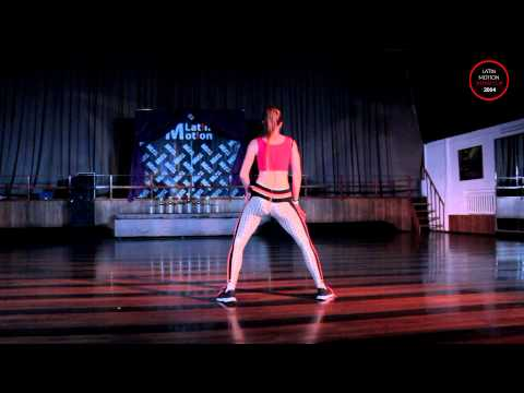 """Latin Motion Show Cup 2014 - """"Lady in the Gym"""" (Sabrosoton)"""