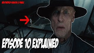 Westworld Season 2 Episode 10 Explained (Post Credit Scene Theory)