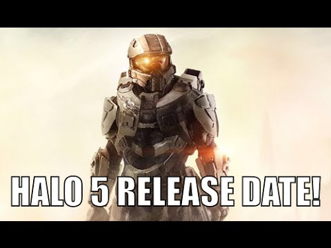 Halo 5 Release Date, Trailers, & Theories!