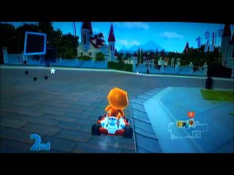 Dreamworks Super Star Kartz Nintendo Wii