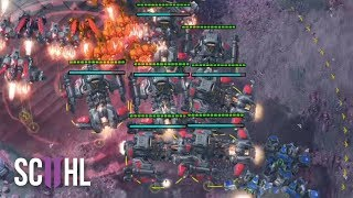 BATTLECRUISER OPERATIONAL - Maru vs TY - Starcraft 2
