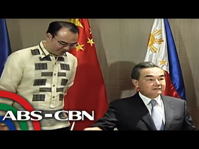 PH, China eye joint exploration project in South China Sea
