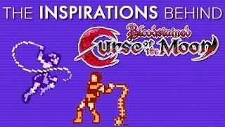 Explained: Castlevania vs Curse of the Moon   Gettin' Super Nerdy [SSFF]