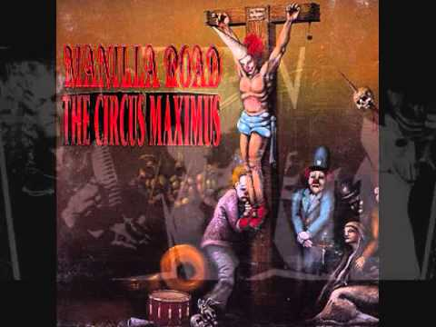 Manilla Road - Flesh And Fury