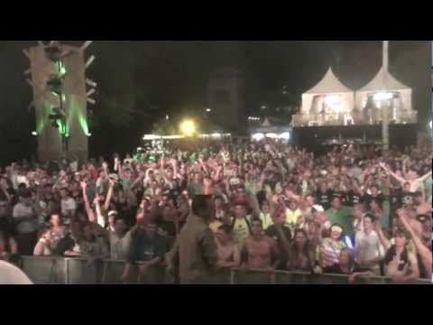 Frontliner - T.B.A. | Tomorrowland 2012 | BACKSTAGE PREVIEW