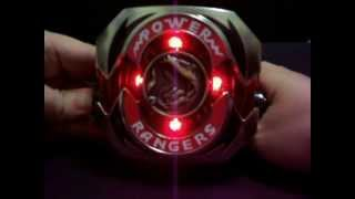 Mighty Morphin Power Rangers - Legacy Power Morpher