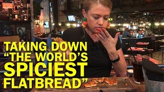 "How to take down ""the world's hottest flatbread"". Episode 7"