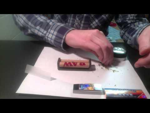 rollomatic cigarette rolling machine