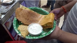Hyderabad Street Food Masala Dosa and Tawa Idli | Royal Tiffin Center