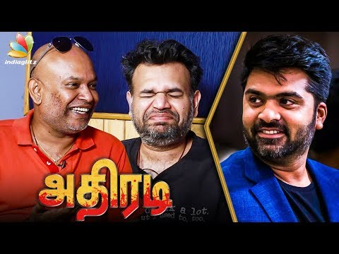 Treat for Simbu Fans Getting Ready : Venkat Prabhu Interview | Premgi Amaren | Party Movie