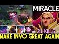 Miracle Invoker Pro Make Invo Great Again Epic Combo 21 Kills 7 21 Dota 2 mp3