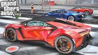 GTA 5 REAL LIFE MOD #535 - NEW CAR!!! (GTA 5 REAL LIFE MODS)