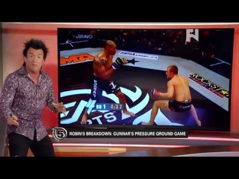 5 Rounds on UFC 178 Aftermath Gunnar Nelsons Ground Game  MacDonald vs Saffiedine  Part 3