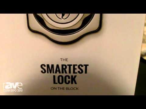 CEDIA 2015: LockState Intros Robust, Wi-Fi Based RemoteLock 6i