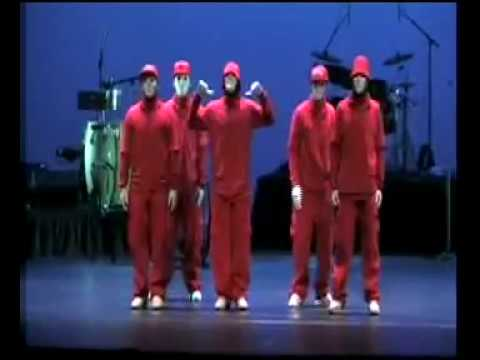 Jabbawockeez in Automatic Response Show Video