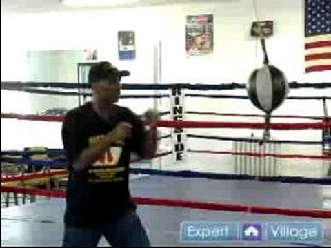 How to Train for Boxing : Using a Speed Ball in Boxing Training Image 1
