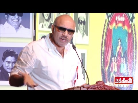If not now, then when? Sathyaraj speech Supporting Vishal Team!