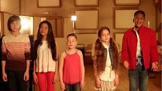 Kids United - Heal The World (Acoustique - Officiel)