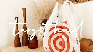 TARGET HAUL * Home Decor + More!
