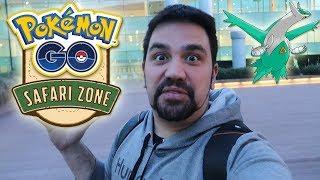 ¡LATIOS me ESQUIVA! Camino al SAFARI ZONE de Sentosa de Pokémon GO! [Keibron]