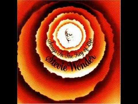Stevie Wonder - I Am Singing