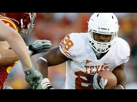 Top Running Backs of College Football 2012 (Preview) [Revised Version]