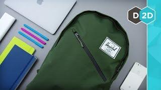 My Favorite Backpacks for Tech