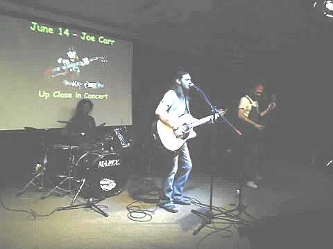 Joe Carr Band-Runnin&Jamie @ The Vineyard Cafe