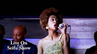 "Betty G Performing Her Hit Song ""Na Na Demaye"" On Seifu Show"