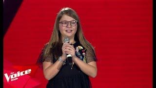 Isea - Stone Cold   Audicionet e Fshehura   The Voice Kids Albania 2019