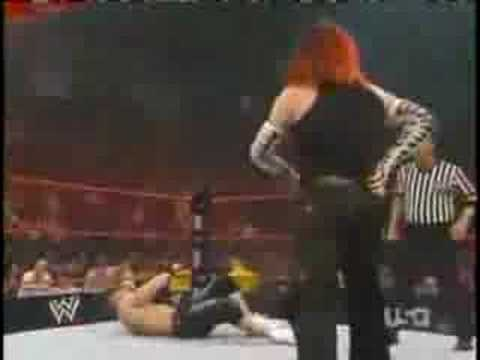 WWE Jeff Hardy Vs John Cena 2/2