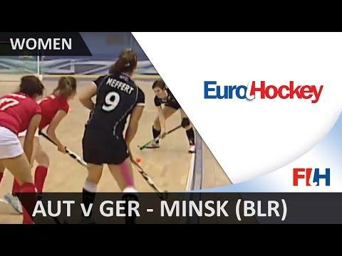 Austria v Germany - EuroHockey Indoor Championship (Women) - Minsk (BLR)