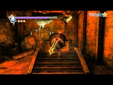 Ninja Gaiden Sigma Walkthrough - Chapter 15: The Caverns Part 4