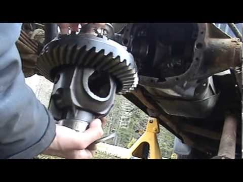 Rear Differential Rebuild - 2001 Chevy S-10 {7.625