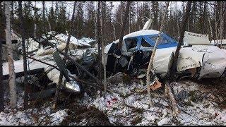 Переговоры с экипажем разбившегося под Хабаровском самолёта, где выжила только 4-х летняя девочка