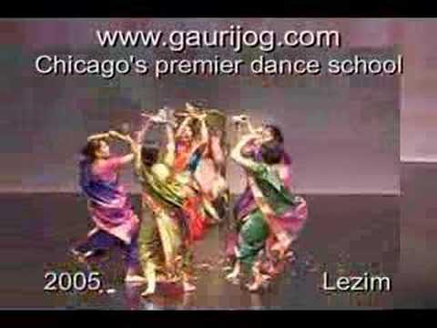 Lezim - Indian Folk Dance
