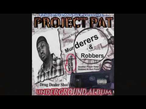 Red Rum (Chopped & Screwed) - Project Pat