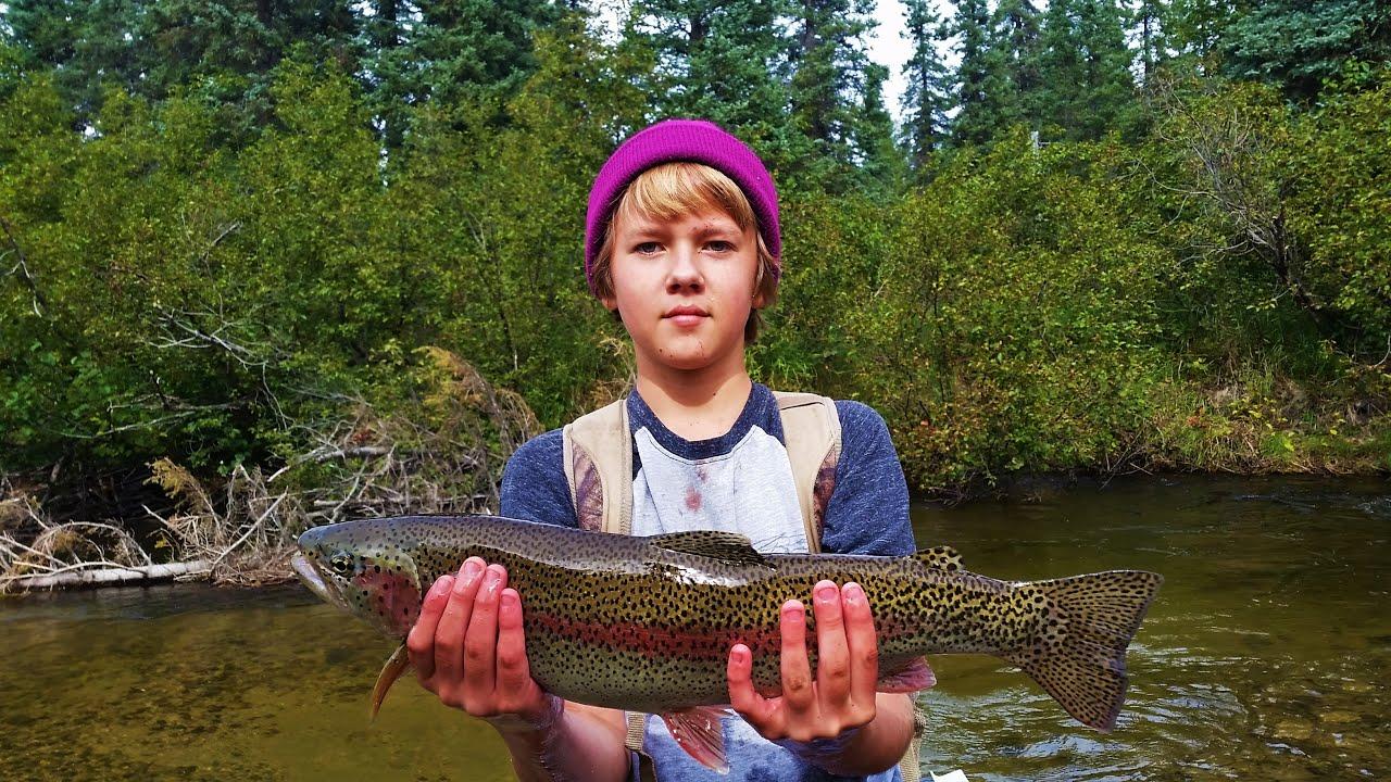 Alaska Fly Fishing Trip