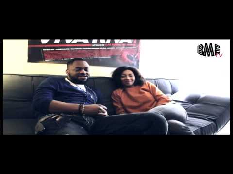 Manie Malone & Patsha Bay (viva Riva) : Interview By Bme. video
