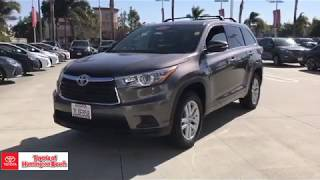 2015 Toyota Highlander Westminster, Costa Mesa, Garden Grove, Long Beach, Huntington Beach, CA 00282