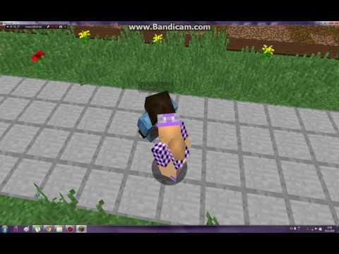 10 лет спустя в (Minecraft)