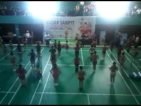 Radar Sampit Aerobic Open 2013 Se Kaltengsel video